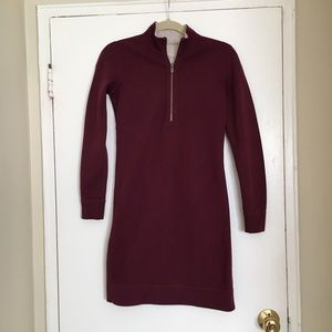 Tommy Bahama Reversible Half Zip Dress